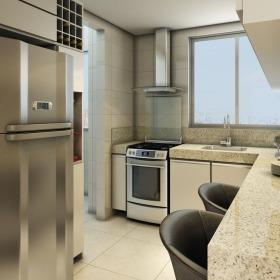 Cozinha Apartamento Tipo