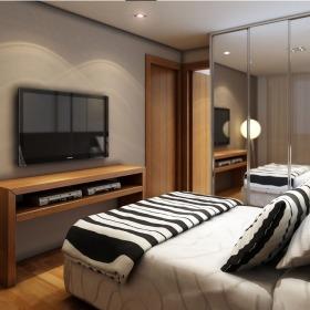 Suite Casal Apartamento Tipo