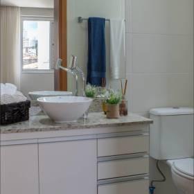 Apto Tipo - Banho Suite